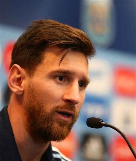 Messi New Hairstyle by Lionel Messi Hairstyle Ideas S Hairstyles And