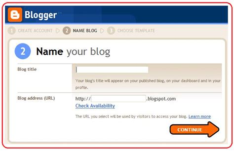 how to blog using blogger web2 be a creator a how to blog using blogger web2 be a creator a