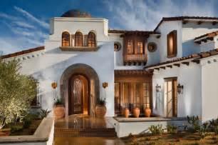 Spanish revival andalusia architecture mediterranean exterior