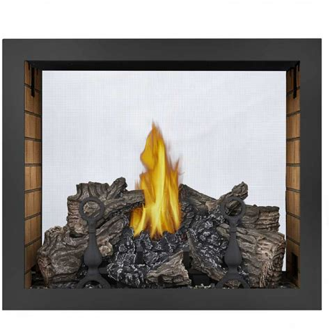 napoleon see through fireplace napoleon hd81 see thru direct vent hi def gas fireplace
