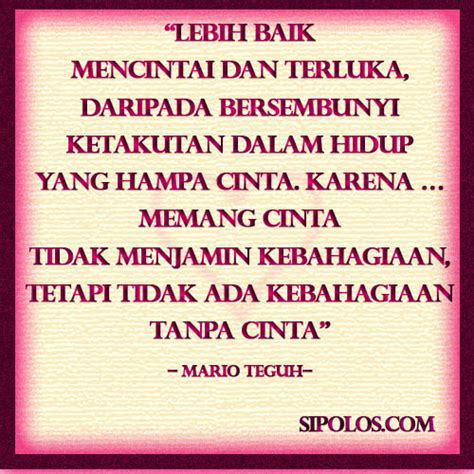 quotes by mario teguh like success