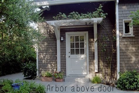 Awning Over Front Door Arbors We Adore Nashville Tn Stratton Exteriors