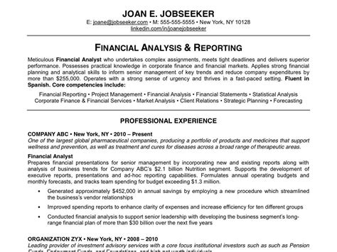 Excellent Exles Of Resumes by Why This Is An Excellent Resume Business Insider