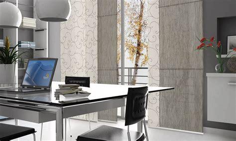 tende per interni moderne design 50 esempi di tende a pannello moderne per interni