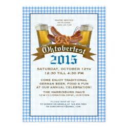 oktoberfest invitation template personalized oktoberfest invitations custominvitations4u