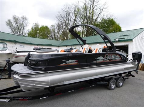 triton industries boats 2017 manitou by triton industries schenectady ny for sale