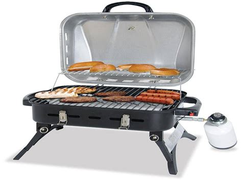 portable gas grill lp gas npg2322ss