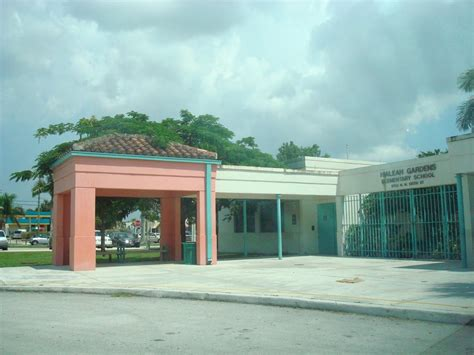 Garden Elementary by Panoramio Photo Of Hialeah Gardens Elementary