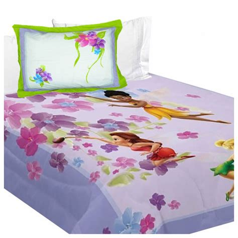 Disney Disney Fairies Twin Comforter Set Magic Art Bedding Disney Fairies Bedding Set