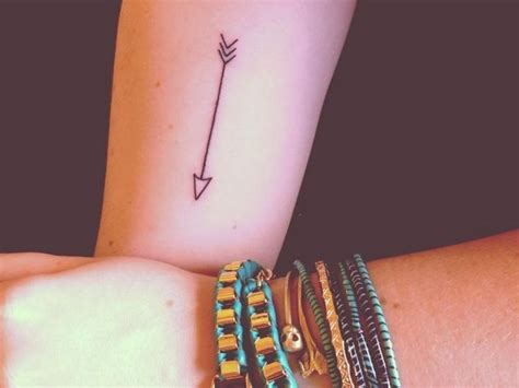 infinity arrow tattoo meaning 75 best arrow designs meanings choice for