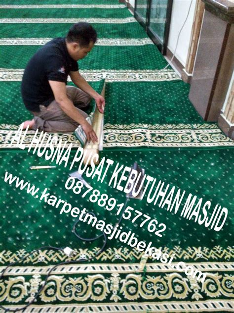 Karpet Permadani Bogor grosir karpet masjid bogor kualitas tinggi al husna pusat kebutuhan masjid