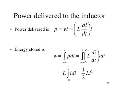 power dissipation in inductor topic 2a ac circuits analysis