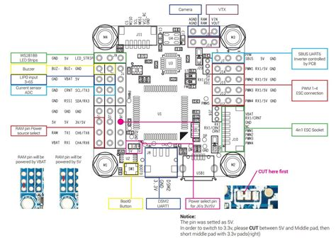 quadcopter esc wiring diagram wiring diagram