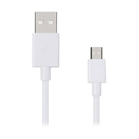 Kabel Data Oppo jual oppo original micro usb kabel data putih 2a 1m