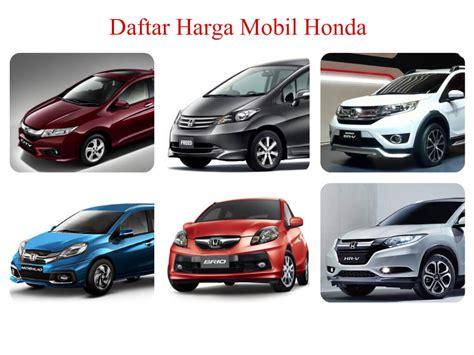 Daftar Accu Mobil Bekas daftar harga mobil honda baru dan bekas september 2017