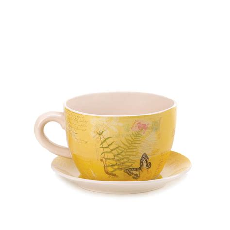 Teacup Planter by Wholesale Garden Butterfly Teacup Planter Buy Wholesale Hats