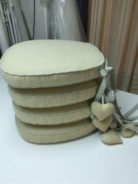 cuscino per sedie cuscini per sedia con rifiniture in cotone quadretto vichy
