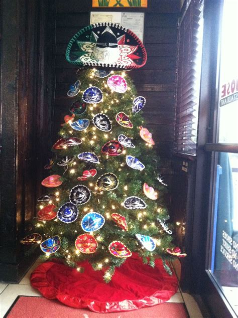 mexican christmas decorations ideas mexican tree mexican tree mexican and