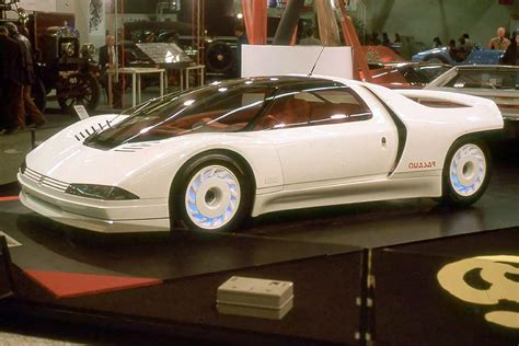 peugeot quasar concept car of the week peugeot quasar 1984 car