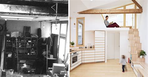 BEFORE and AFTER   This 1970s Art Studio Was Transformed