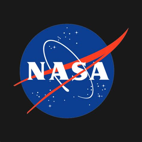 nasa logo nasa  shirt teepublic