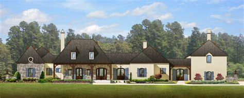luxury normandy house plan 82003ka