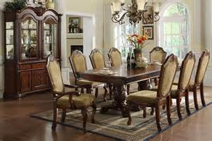 Dining Room Tables Formal Formal Dining Room Sets For 10 Marceladick
