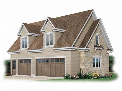 3 Car Garage Plans With Loft by Garage Loft Plans Three Car Garage Loft Plan 028g 0026
