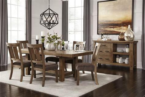 dining room sets ashley tamilo d714 45 dining room set by ashley furniture