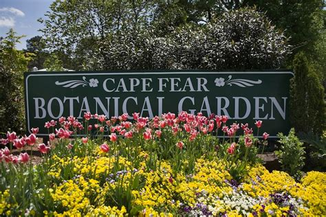 Fayetteville Botanical Garden Cape Fear Botanical Garden Is Garden Tour