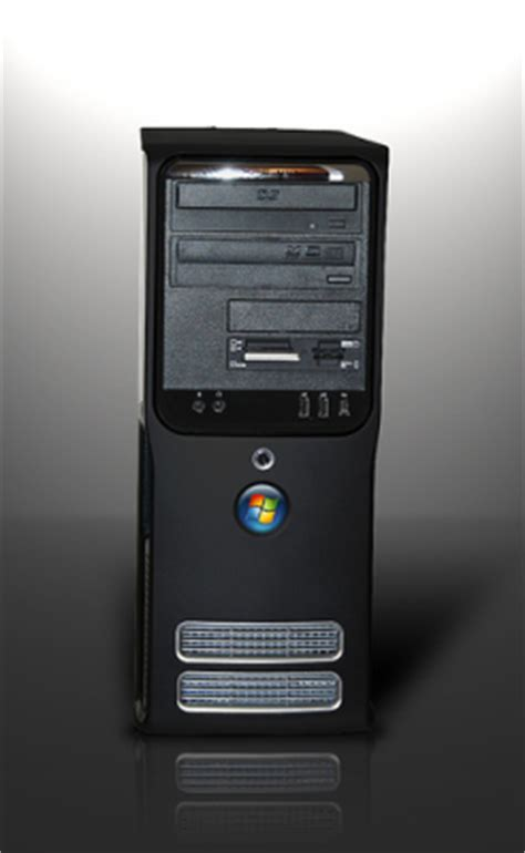windows vista custom pc