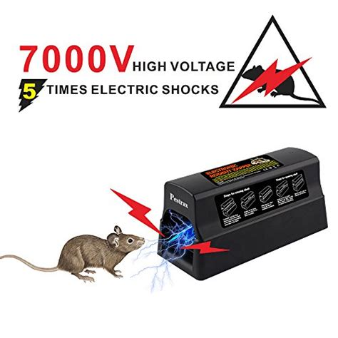 the guide to humane critter nontoxic pest solutions to protect your yard and garden books save 42 pestrax electronic rodent trap for rats mice