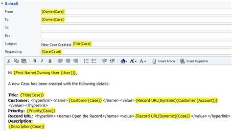 dynamics crm workflow exles record hyperlinks available in dynamics crm 2011 workflows