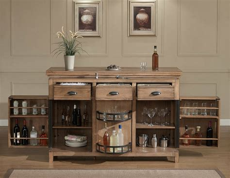 Wine Bar Cabinet Furniture 30 Top Home Bar Cabinets Sets Wine Bars