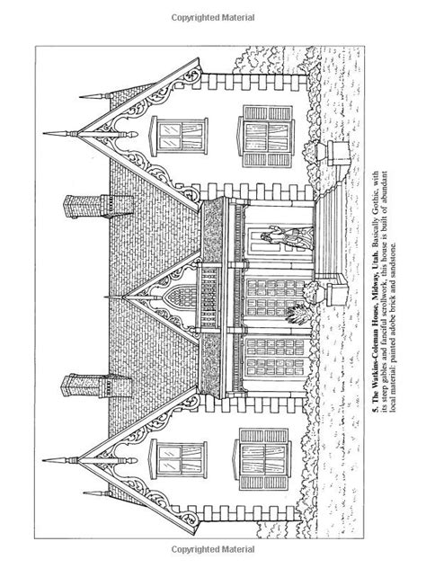victorian house coloring pages images of victorian house coloring pages victorian