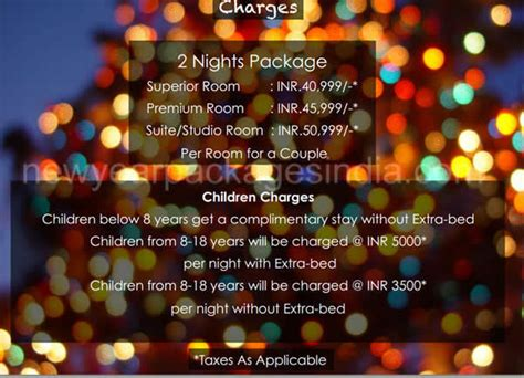 new year packages 2015 new year 2016 in manesar resorts tarudhan valley