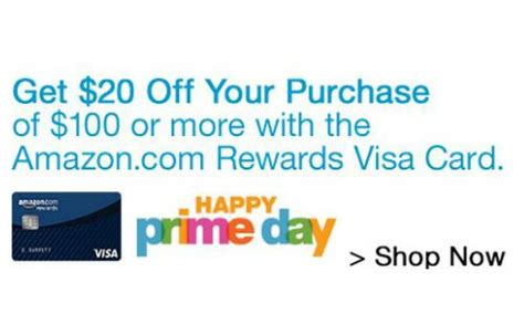 amazon visa amazon rewards visa offer save 20 off 100 southern