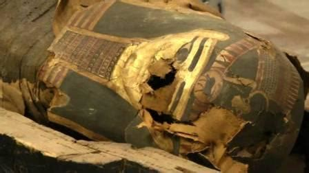 Fm Romawi ilmuwan temukan mumi dari zaman romawi yunani flash info