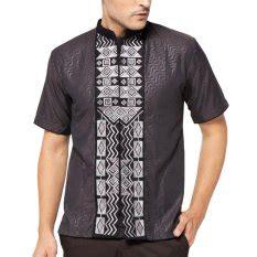 P N Fashion Koko 0731 Hijau jual baju muslim pria terbaik termurah lazada co id