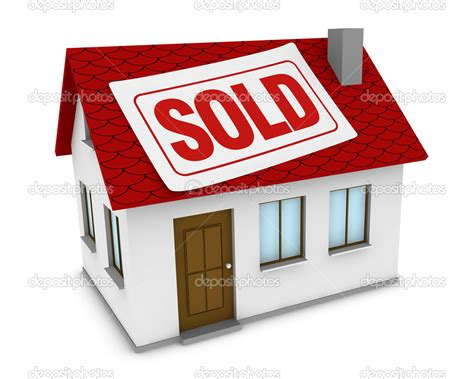 I Sold House by House Sold Clipart Www Imgkid The Image Kid Has It