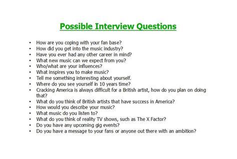 Possible Interview Question | interview questions html autos weblog