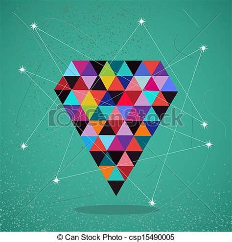 imagenes hipster triangulo clip arte vetorial de hipsters diamante triangulo