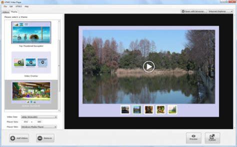 imagenes web html5 html5 video player descargar e instalar windows