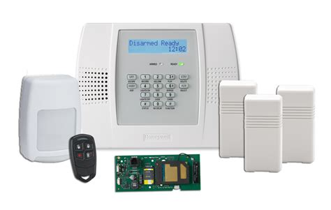 honeywell l3000 cellular 4g wireless security system