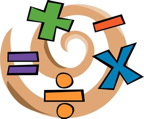 clipart matematica number clipart math pencil and in color number clipart math