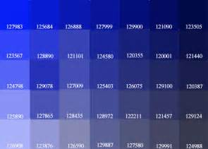shades of blue color chart exceline paints blue purple color palette