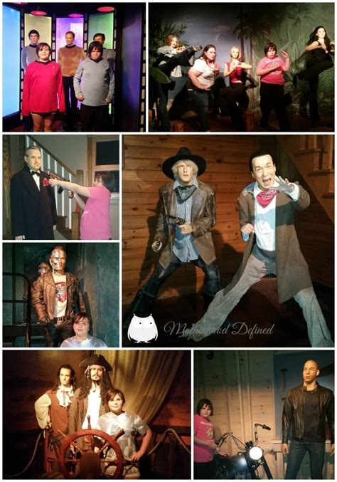 hollywood celebrity wax museum getting starstruck at the hollywood wax museum in branson mo