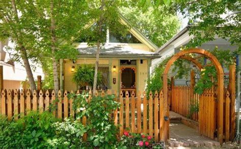 tiny house rental colorado springs tiny house talk 550 sq ft restored historic cottage