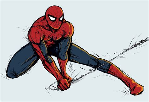 spider man swinging spider man swinging by alexandra auditore on deviantart