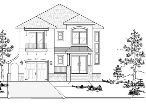 single family home plans designs single family home